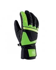 Męskie rękawice sportowe Hurricane Viking zielone