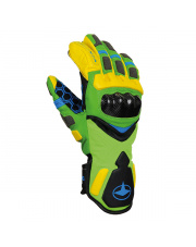 Rękawice narciarskie snowboardowe Spectrum Viking zielone