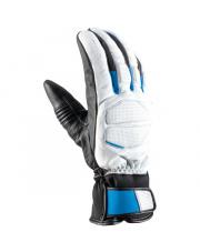 Rękawice narciarskie racing'owe Wengen Viking białe