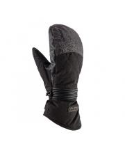 Damskie rękawice na narty Karen Mitten Viking czarno szare