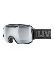 Gogle narciarskie z małą oprawką Downhill 2000 S ML Uvex czarne