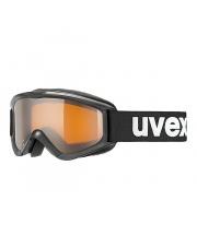 Dziecięce gogle narciarskie Speedy Pro Uvex czarne