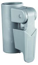 Zestaw zacisków bezśrubowych do rurek namiotowych fi 25/22 mm Smartlock Brunner