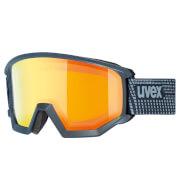Zaawansowane gogle narciarskie Athletic FM Uvex pomarańczowe
