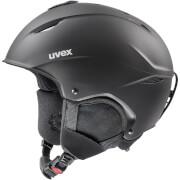 Kask narciarski na duża głowę Magnum Uvex czarny