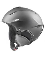 Uniwersalny kask narciarski Primo Uvex czarny