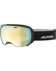 Gogle narciarskie fotochromatyczne L40 Big Horn QVM Alpina szkło Gold