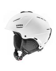 Ultralekki kask narciarski Hard Shell P1us 2.0 Uvex biały