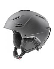 Ultralekki kask narciarski Hard Shell P1us 2.0 Uvex czarny