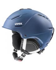 Ultralekki kask narciarski Hard Shell P1us 2.0 Uvex granatowy
