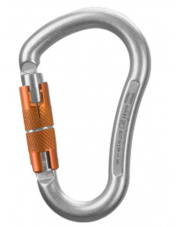 Karabinek stalowy Magnum Steel 3Lock Rock Empire