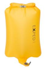 Pompka do mat Schnozzel Pumpbag Exped żółty