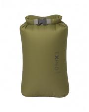 Worek wodoszczelny Fold Drybag XS Exped ciemnozielony