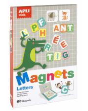 Magnetyczna układanka - Litery Apli Kids