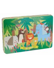 Puzzle XL Dżungla 3+ Apli Kids