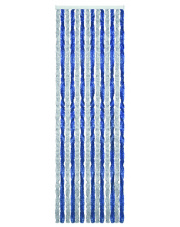 Kotki do drzwi kampera Acapulco 205 x 70 cm niebiesko szare Brunner