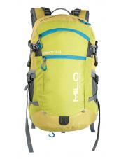Turystyczny plecak COROICO 25+3  lime green ocean blue Milo