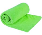 Ręcznik Tek Towel X Large limonkowy Sea To Summit