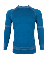 Koszulka termoaktywna męska Under Shirt Milo ocean blue