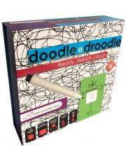 Gra edukacyjna na podróż Doodle A Droodla The Purple Cow