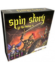 Gra edukacyjna na podróż Spin Story The Purple Cow