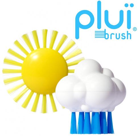 Zabawka kreatywna Szczoteczka Plui Brush Chmurka Moluk