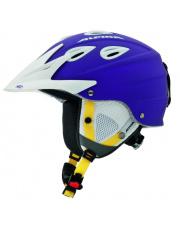 Kask narciarski Grap Cross purple matt 58 - 61 Alpina