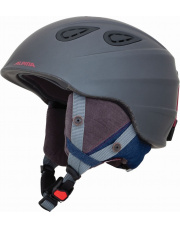 Kask narciarski Grap 2.0 LE Denim grey matt 54 - 57 Alpina