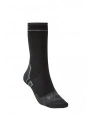 Skarpety wodoodporne StormSock Lt Boot black/grey Bridgedale