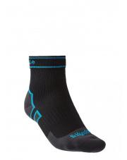 Skarpety wodoodporne StormSock Mid Ankle black/blue Bridgedale