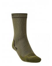 Skarpety wodoodporne StormSock Mid Boot khaki/olive Bridgedale