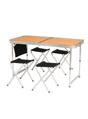 Zestaw biwakowy Belfort Picnic Table Easy Camp