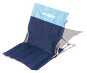 Składane siedzisko turystyczne Terry Brunner niebieskie