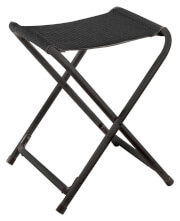 Turystyczny stołek składany Aravel 3D Stool Brunner czarny