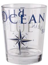 Zestaw szklanek turystycznych Blue Ocean 3 sztuki SAN 0,30l Brunner