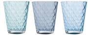 Komlpet szklanek podróżnych 4 sztuki Set Diamond 0,3 l Brunner