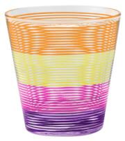 Zestaw szklanek nietłukących Set Multiglass SAN Flame Brunner