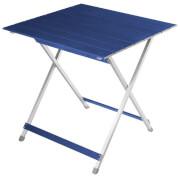 Praktyczny stół turystyczny Twist XL niebieski Brunner