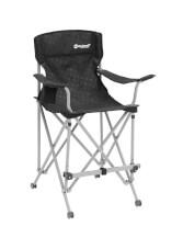 Składane krzesło dla dzieci Monzano Black Outwell