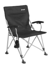 Składane krzesło turystyczne Campo XL Black Outwell