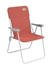 Krzesło turystyczne Blackpool Warm Red Outwell