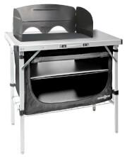 Turystyczna szafka kuchenna Chuck Box Black Brunner