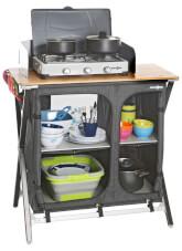 Podróżna szafka kuchenna Mercury Cross Cooker HWT SQ Brunner