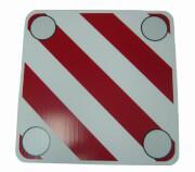Tablica ostrzegawcza do przyczepy kempingowej Zebra Pl Brunner