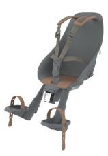 Przedni fotelik rowerowy dla dzieci Urban Iki kurumi brown