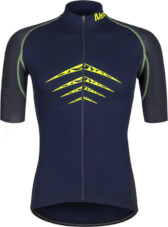 Koszulka na rower Vezuvio Neo Darkblue