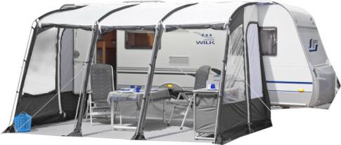 Namiot przedsionek do przyczepy Brunner Traveller 390