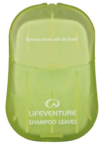 Szampon biodegradowalny w listkach Shampoo Wash Leaves