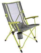 Składane krzesło kempingowe Coleman Bungee Chair Lime