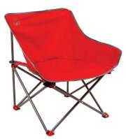Składane krzesło podróżne Kickback Red Coleman